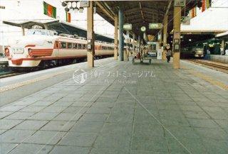 仙台駅 ひばり6・1 昭和53 1978.9