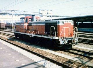 仙台駅 昭和51 1976 DE10519DL