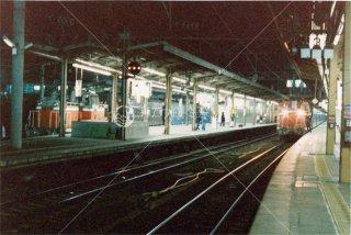 仙台駅 昭和53 1978.3