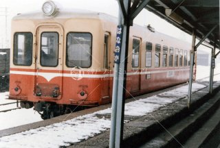 花岡駅 同和鉱業線 DL 昭和53 1978