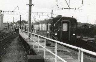象潟駅 鼠ヶ関行き 秋田 50系客車レッドトレイン 昭和53 1978