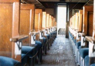 日中線 終点 熱塩駅 福島 会津 国鉄 昭和57年1982年
