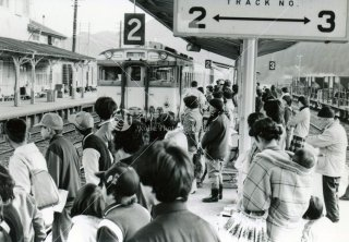 常陸大子駅 水郡線 昭和55 1980 ディーゼル急行