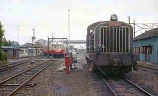 鹿島鉄道線 石岡 DD90形 キハ430 昭和60 1985