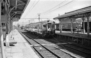 杉戸駅 東武鉄道 1963年 現 東武動物公園駅