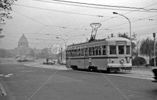 都電 桜田門界隈 11系統 1967年11月