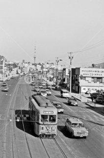 品川駅前-高輪北町 間1系統 1967年12月