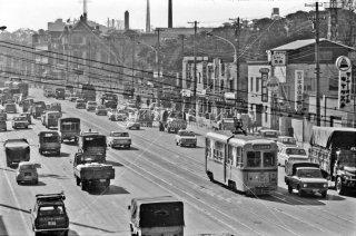 品川駅前-高輪北町間 7系統 1967年12月