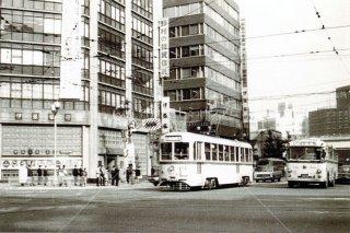 都電 バス 日本橋 昭和43 1968