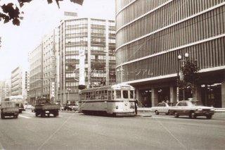 都電 日本橋 昭和43 1968