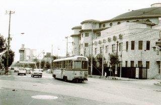 都電 日本大学講堂前 昭和43 1968