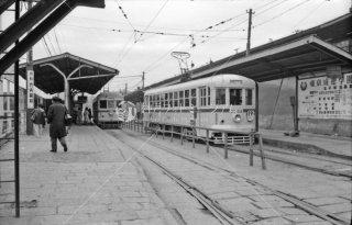 都電19系統 王子駅前 1966年12月