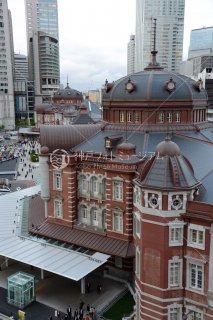 東京駅 南ドーム 平成25年