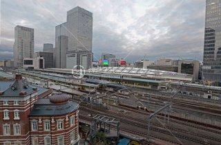 東京駅 八重洲方面 平成25年