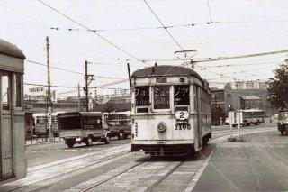 横浜駅前 昭和37 1962