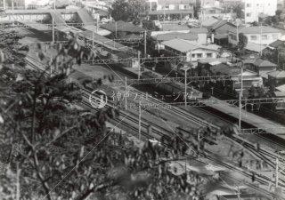 東海道本線 二宮駅 荷物電車 神奈川 国鉄昭和55年1980