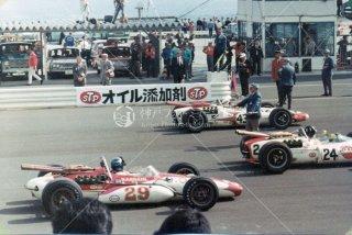 富士スピードウェイ 昭和41.10.9 1966