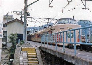小出 急行とき 新潟県北魚沼郡 昭和57年 1982