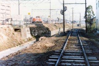 福井鉄道 南越線 福武口 昭和56年1981年  3月31日廃止 北府-村国