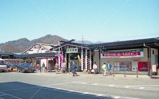 中央本線 大月駅 平成6 1994