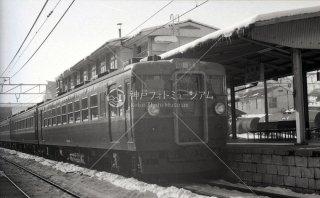 信越本線 長野 急行 信州 169系 昭和46年 1971