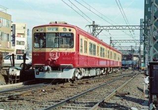 長野電鉄 長野線 長野〜錦町 地上線時代 1980年