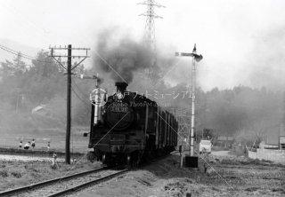 飯山線 C56-129号機 貨物列車 昭和46年頃