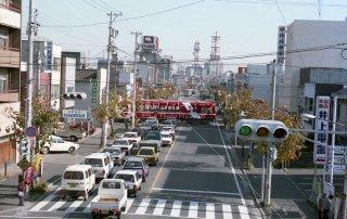 遠州鉄道 西鹿島線 30形 昭和60 1985