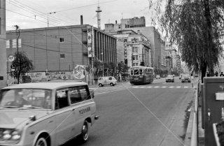 名古屋市電 11系統 浄心町行 1968年10月