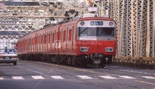 名古屋鉄道 各務原線 犬山遊園〜新鵜沼 6500系 平成4 1992