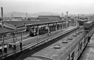 近畿日本鉄道 伊賀上野駅 伊賀線 1982年9月