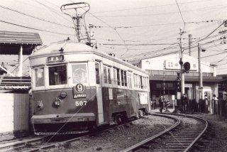 京阪 507 伏見線