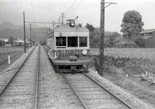京福 北野付近 昭和36年 1961年