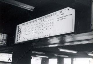 京福電鉄 嵐山駅 昭和56年 1981年