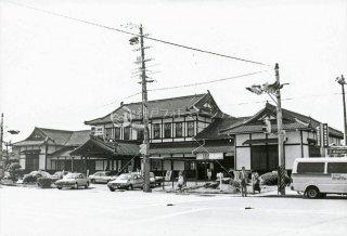 二条駅 JR
