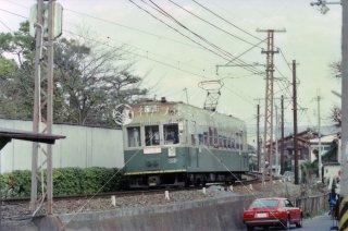 嵐山電鉄 105