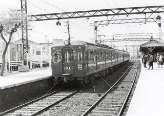 阪急 池田駅 昭和35年