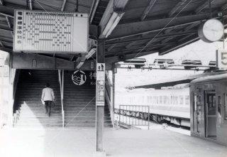 国鉄 大阪 阪和線 鳳・東羽衣駅 昭和56 1981