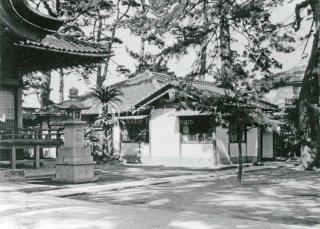 海神社 旧社務所