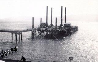 舞子 大橋基礎 昭和53年 1978