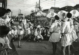 祇園神社 こども神輿 有馬街道