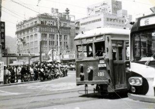 国際会館前 昭和42.5 1967