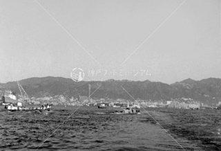 神戸港 昭和39 1964