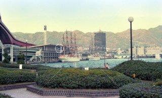 ポートターミナル 海王丸と日本丸