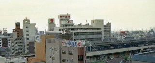 六甲道駅 メイン六甲遠望