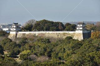 明石城 坤櫓 巽櫓