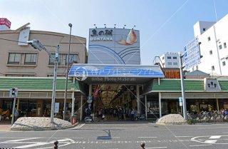 明石 魚の棚商店街東口 平成27年