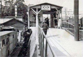 国鉄・垂水駅東口 tarumi higashiguchi