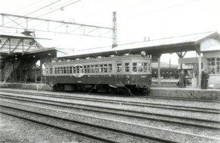 国鉄 加古川駅 昭和33年
