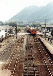 加古川線 野村 加古川方 昭和58 1983